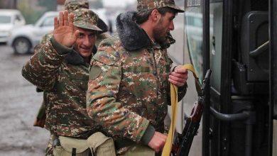 Photo de Vidéo montrant les mercenaires d'Erdogan en Azerbaïdjan