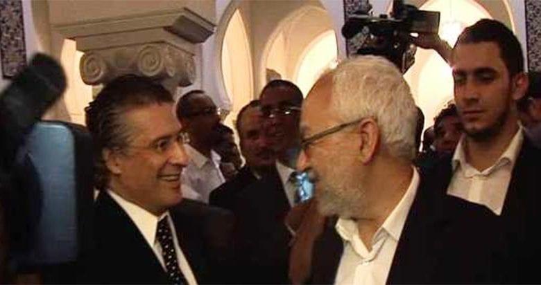 poursuivre Ghannouchi