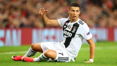 Photo de Cristiano Ronaldo enfreint les règles de quarantaine forcé de la Juventus
