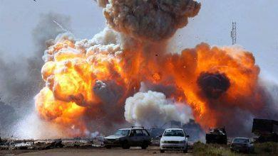 صورة مقتل واصابة العشرات من العناصر الارهابية في ريف إدلب