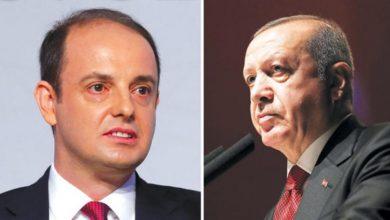 صورة بعد انهيار الليرة التركية … أردوغان يعزل محافظ البنك المركزي