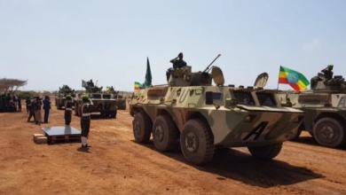 صورة إثيوبيا تبدأ عمليات عسكرية في منطقة تيجراي