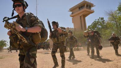 صورة الجيش الفرنسي يقتل 30 إرهابياً في مالي
