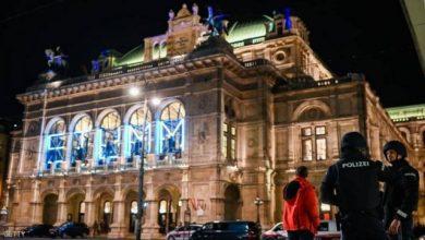 الكشف عن هوية أحد منفذي الهجوم في العاصمة النمساوية