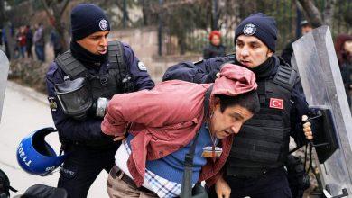 النظام التركي يعتقل عشرات المدرسين الأكراد