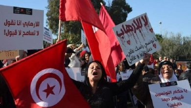 صورة إعلام إخونجية تونس يدافع عن إرهابي نيس