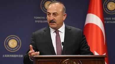 صورة وزير خارجية أردوغان يدعو لتحسين علاقة بلاده مع مصر وإسرائيل والسعودية