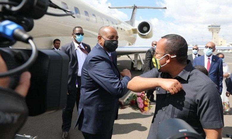 مباحثات سودانية- إثيوبية حول سد النهضة