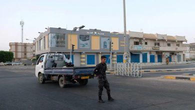 فتح الطرقات البرية المقفلة بين الشرق والغرب الليبي