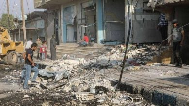 تفجيران إرهابيان في شمال سوريا
