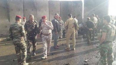 هجوم إرهابي غرب العاصمة العراقية