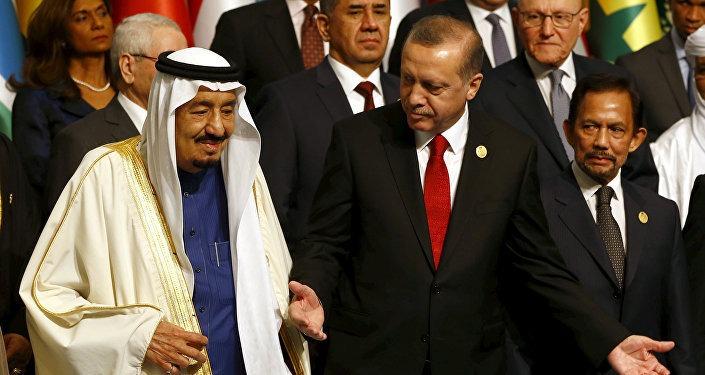 السعودية - تركيا