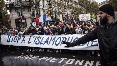 صورة منظمة إخونجية تعلن تصفية أنشطتها في فرنسا