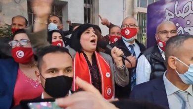 صورة الدستوري الحر يعتبر اتحاد القرضاوي وكراً لتفريخ وصناعة الإرهاب في تونس