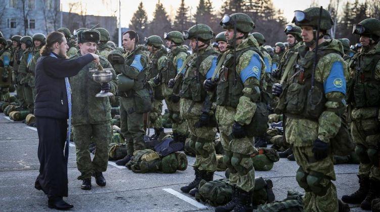 قوات حفظ السلام في ناغورني