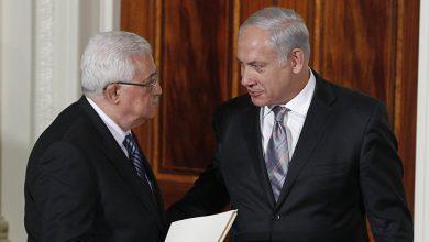 Photo de Abbas se retourne contre le consensus palestinien