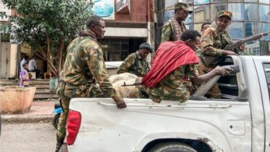 Photo of African Union calls for ceasefire in Tigray region