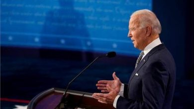 Photo of Biden: 'I believe we are on track to win'