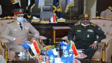 Photo of Egypt, Sudan holds talks on military cooperation