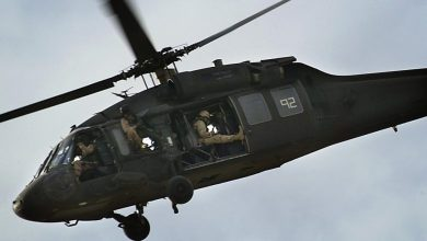 Photo of Eight soldiers Killed in Egypt Sinai Helicopter Crash