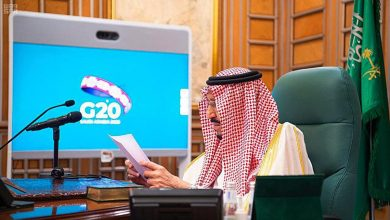 Photo of G-20 summit: King Salman calls leaders for united response against COVID-19