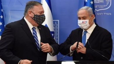 Photo of In first, Pompeo visits Israeli settlement in West Bank and Golan