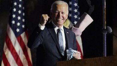 Photo of Joe Biden wins 46th president of the United States