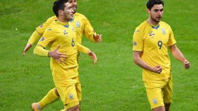 Photo de Ligue des Nations: Pas de match entre la Suisse et l'Ukraine mardi