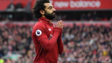 Photo de Mohamed Salah a été testé positif au Covid-19
