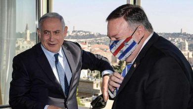 Photo of Netanyahu holds secret meeting with prince Muhammad bin Salman and  Mike Pompeo