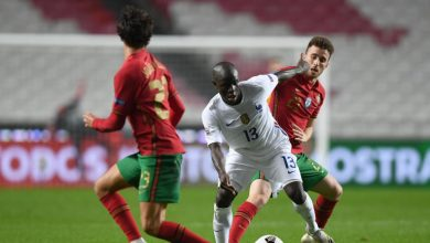 Photo of Ngolo Kante goal sees France past Portugal and into Nations League finals
