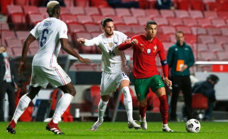 فرنسا تؤكد تفوقها التاريخي على البرتغال في كرة القدم