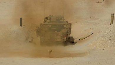 Photo de Saif Al Arab: Quatre pays arabes mènent des exercices militaires en Égypte