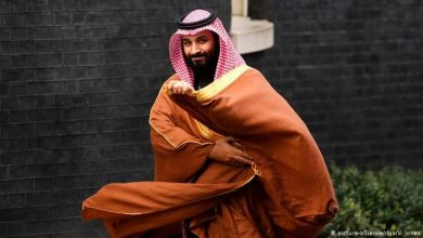 "Photo of Saudi Crown Prince Mohammed bin Salman swears ""Iron Fist"" against extremists"