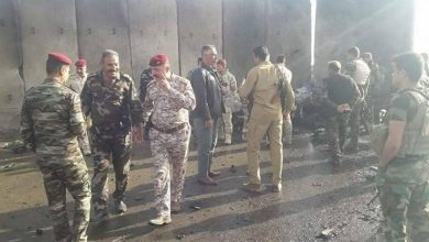 Photo of Terrorist Attack on Iraqi army post in Baghdad, at least 11 people killed