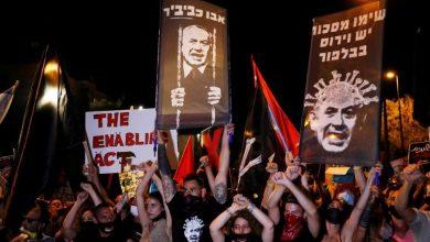 Photo of Thousands of people demonstrate against Netanyahu in Israel