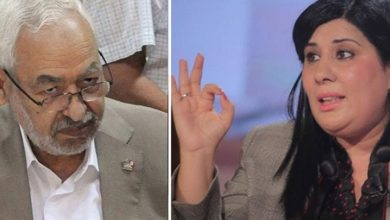 Photo of Tunisia: Abir Moussi sues Rashid Ghannouchi over Gharyani appointment