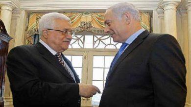 صورة عباس ينقلب على الإجماع الفلسطيني ويعود لمسارت الوهم