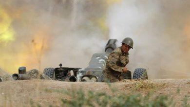 Photo de La France veut une supervision internationale du cessez-le-feu du Haut-Karabakh