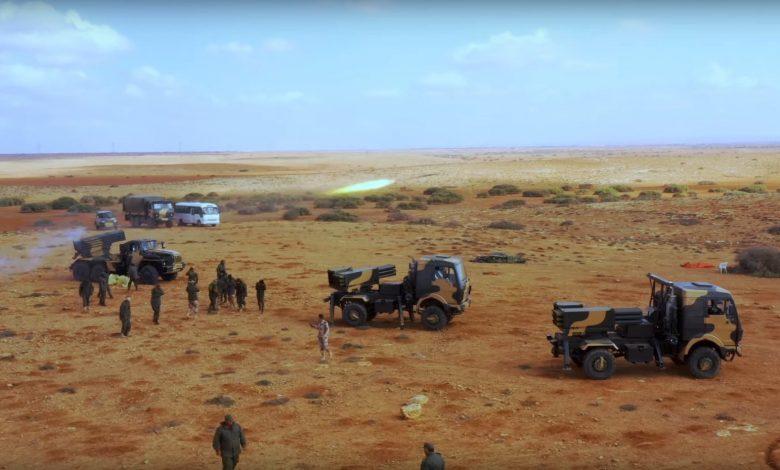 """الجيش الليبي يمتلك منظومة دفاع جوي جديدة من طراز """"مورافا"""""""