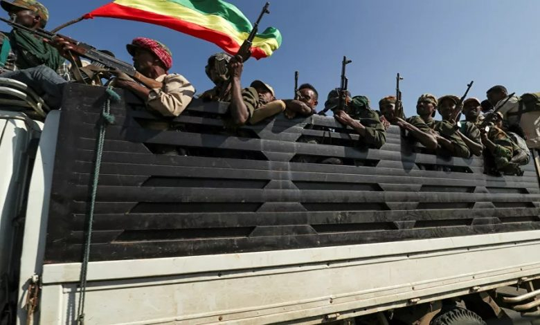 conflit éthiopien