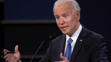 Photo de Joe Biden: Nous pensons être en bonne voie pour remporter ces élections
