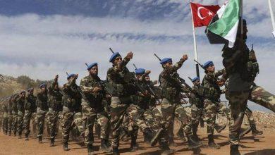 صورة مرتزقة أردوغان إلى الصومال