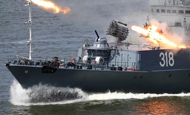 الاستراتيجية البحرية الأمريكية