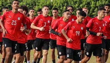 صورة إصابة 17 لاعباً من المنتخب المصري للشباب بفيروس كورونا