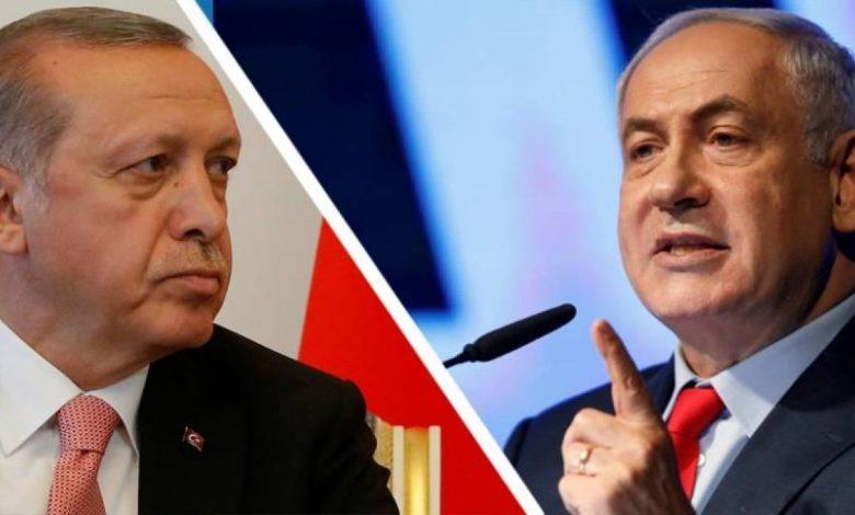 محادثات تركية إسرائيلية