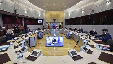 """صورة فشل المحادثات التجارية بين بريطانيا والاتحاد الأوروبي """"لا يزال مرجحا جدا"""""""