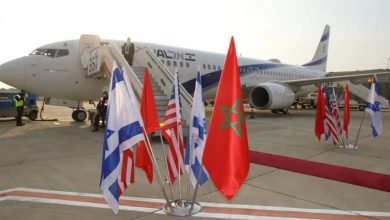 أول رحلة جوية إسرائيلية مباشرة تصل الرباط بعد التطبيع