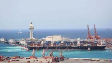 صورة هجوم إرهابي على سفينة سعودية لنقل الوقود