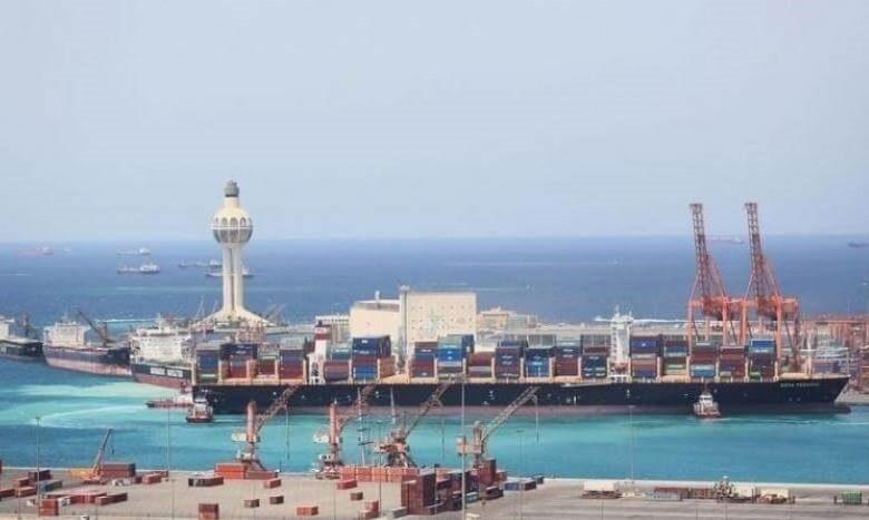 سفينة سعودية